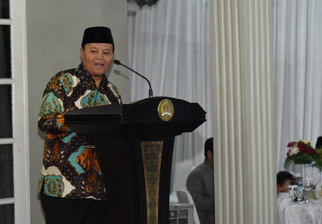 Wakil Ketua Majelis Syuro Partai Keadilan Sejahtera (PKS) Hidayat Nur Wahid (Dok JawaPos.com)