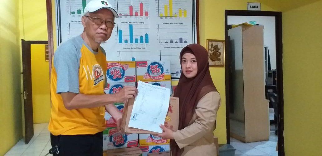 Angkatan 79 SMANDA Bogor Berbagi untuk Korban Bencana Bogor dan Banten