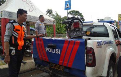 Pengendara Motor Tewas Terlindas Truk di Jalan Sholeh Iskandar, Berikut Kronologisnya