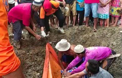 Dua Minggu Pencarian, Jasad Santri Korban Banjir Bandang di Jasinga Ditemukan