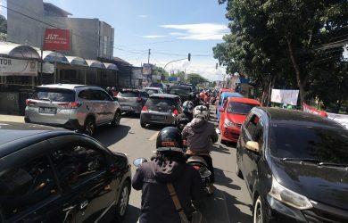Hasil Observasi Kemacetan Depan Mall Boxies Tajur, Dishub Temukan Adanya Pelanggaran