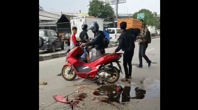 Diduga Ini Penyebab Awal Bentrok Ormas di Yasmin, 5 Sepeda Motor Dibakar