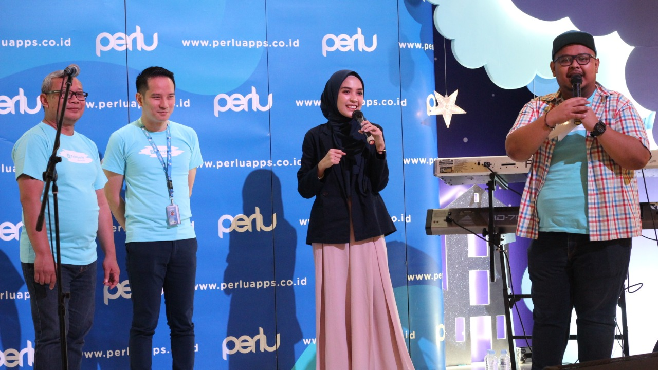 "Wajah Baru Perlu Apps dan Peluncuran Toko Perlu ""Bring Your Business to The Next Level"""