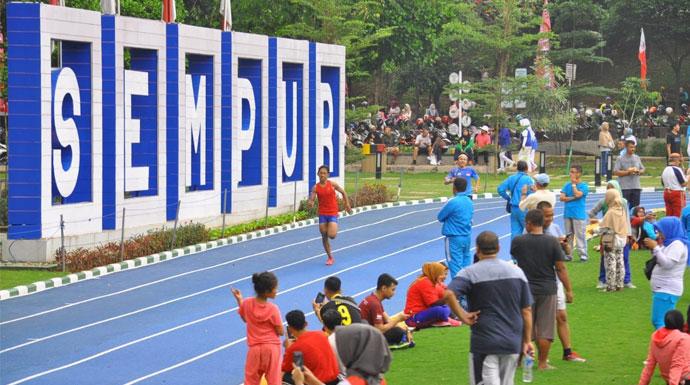 5 Taman di Kota Bogor yang Cocok untuk Olahraga dan Rekreasi Keluarga - RADAR BOGOR | Berita Bogor Terpercaya