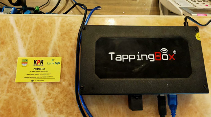 Tapping-Box