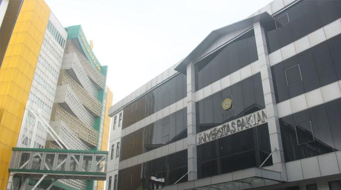 Gedung Universitas Pakuan