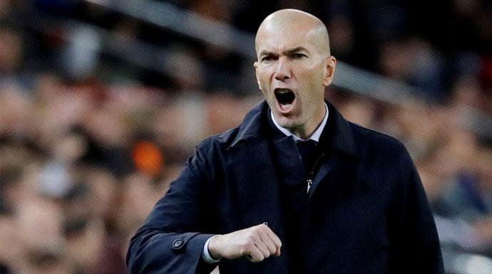 Kemenangan Awal Tahun Membuat Zidane Yakin Madrid Juara Liga Spanyol