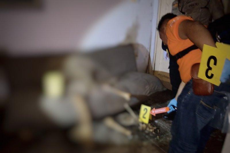 Warga Gempar, Ada Penemuan Kerangka Posisi Duduk di Rumah Kosong
