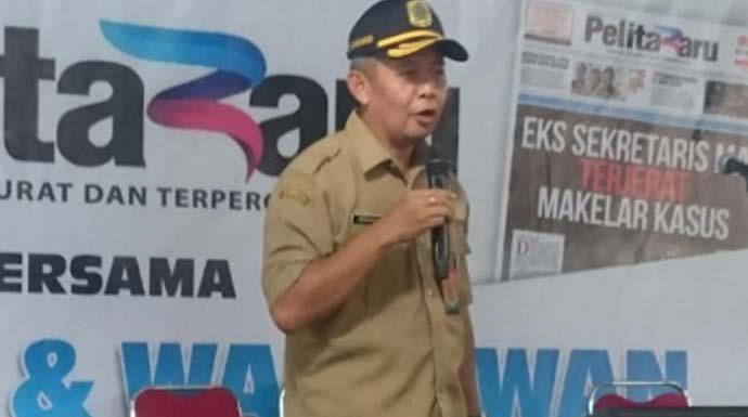 PWI Kabupaten Bogor Tagih Janji Pemkab Bangun Graha Wartawan