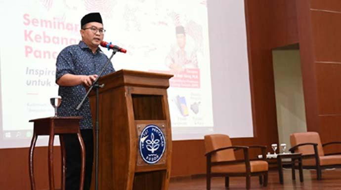IPB University Selenggarakan Seminar Kebangsaan Pancasila