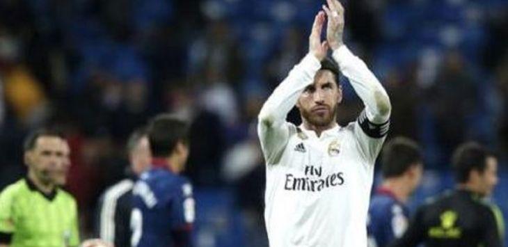 Kapten Real Madrid dan Timnas Spanyol, Sergio Ramos. (BBC)