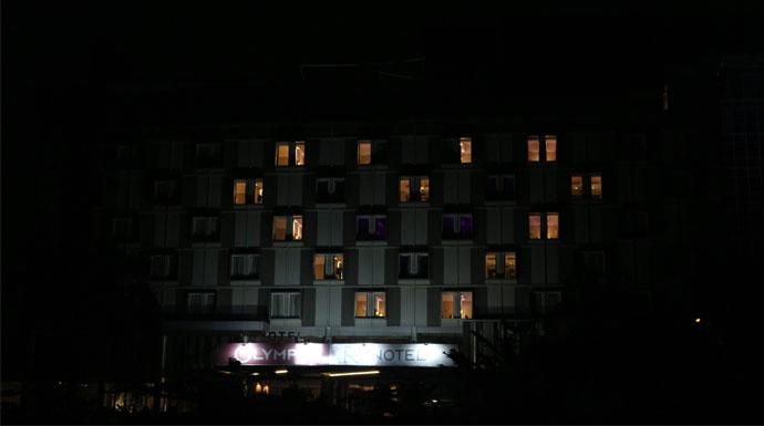 Hotel Olympic Renotel Sentul.