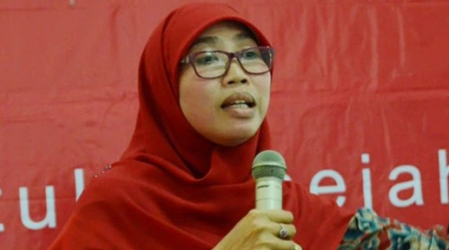 Anggota Komisi IX DPR RI Netty Prasetiyani Aher