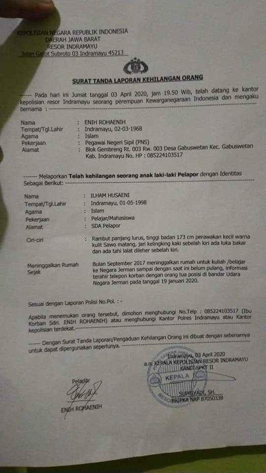 Info Orang Hilang Tiga Tahun Tinggalkan Rumah Sempat Terlihat Di Kota Bogor Radar Bogor Berita Bogor Terpercaya