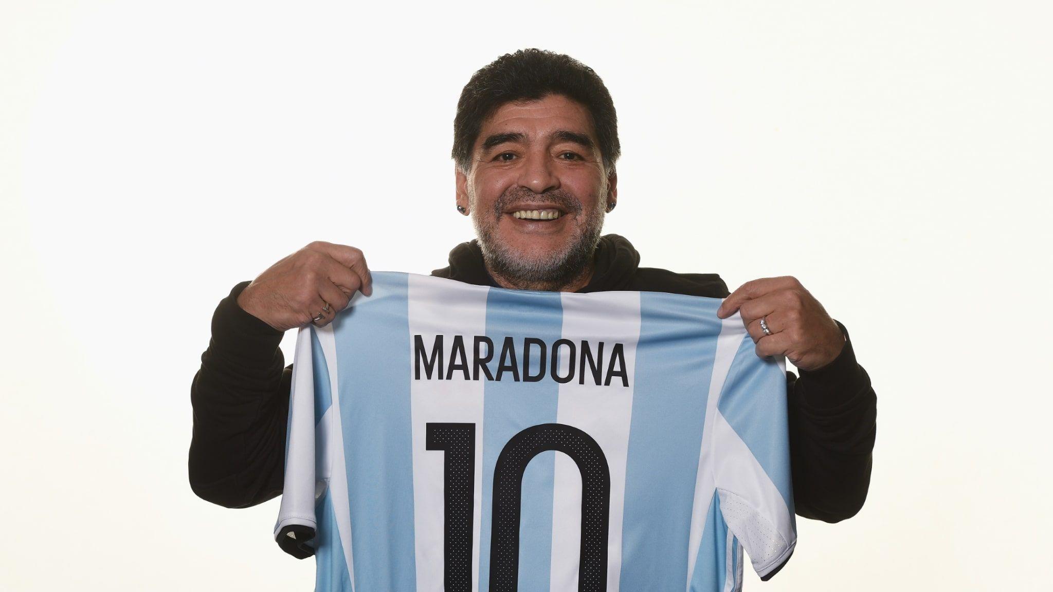 Dunia Sepak Bola Berduka Diego Maradona Meninggal Dunia Radar Bogor Berita Bogor Terpercaya