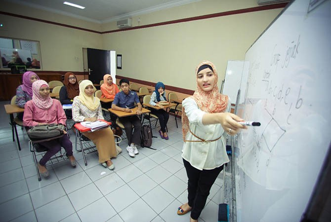 ILUSTRASI. Direktorat Jenderal Pendidikan Tinggi (Ditjen Dikti) Kementerian Pendidikan dan Kebudayaan (Kemendikbud) telah resmi meluncurkan platform Kedaireka.
