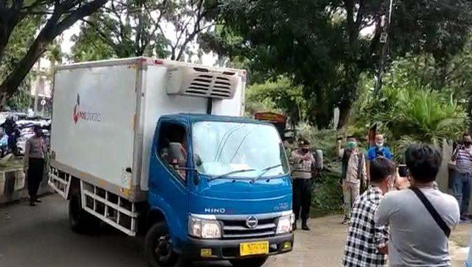 Vaksin Covid-19 Tiba di Kabupaten Bogor, Disimpan di ...