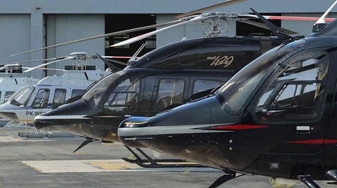 Taksi-Helikopter