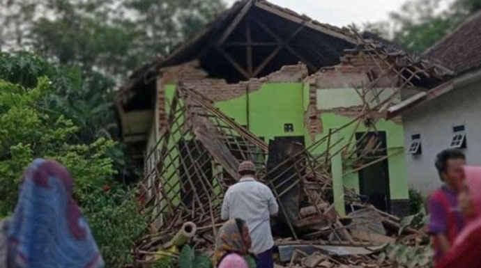 Malang-diguncang-gempa