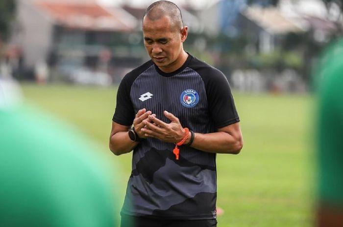 Pelatih Sabah FAm, Kuriawan Dwi Yulianto