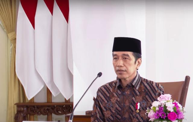 Presidan Jokowi diultimatum BEM SI