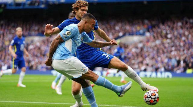 Chelsea vs Manchester City 0-1