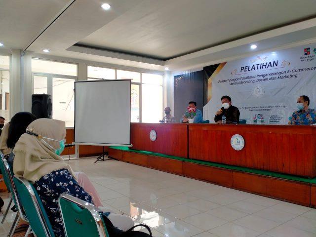 Pelatihan IKM Kota Bogor