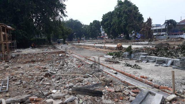Pembangunan Alun-Alun Kota Bogor