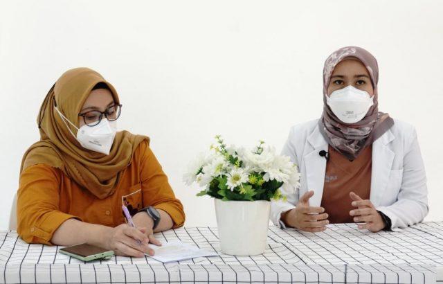 RS Azra melaksanakan Health Talk dengan tema pentingnya deteksi dini tumbuh kembang anak.