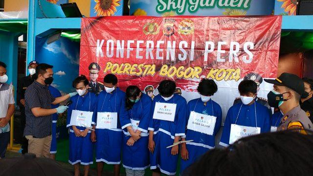 Kasus Kriminal Jalanan di Kota Bogor Meningkat