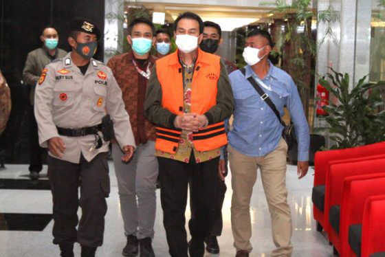 Golkar Nonaktifkan Azis Syamsuddin