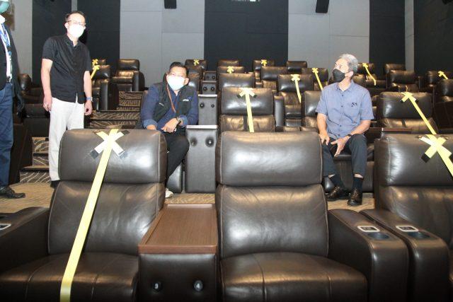 Wakil ke bioskop