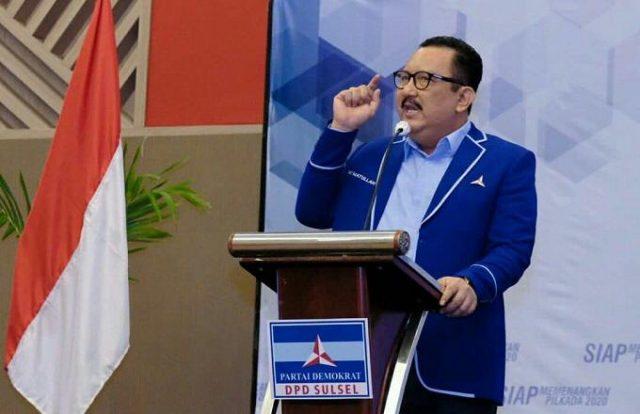 Ketua DPD Demokrat Sulawesi Selatan, Ni'matullah