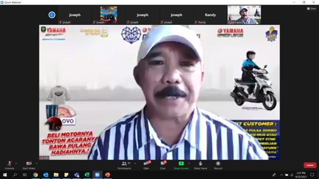 Yamaha Virtual Gathering Bogor