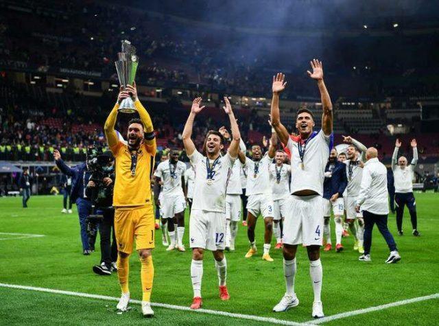 Prancis Juara UEFA Nations League 2020/2021