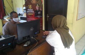 Korban Penipuan Kredit Online Gagal Lapor Polisi, Ini Penyebabnya! Arifal/Radar Bogor