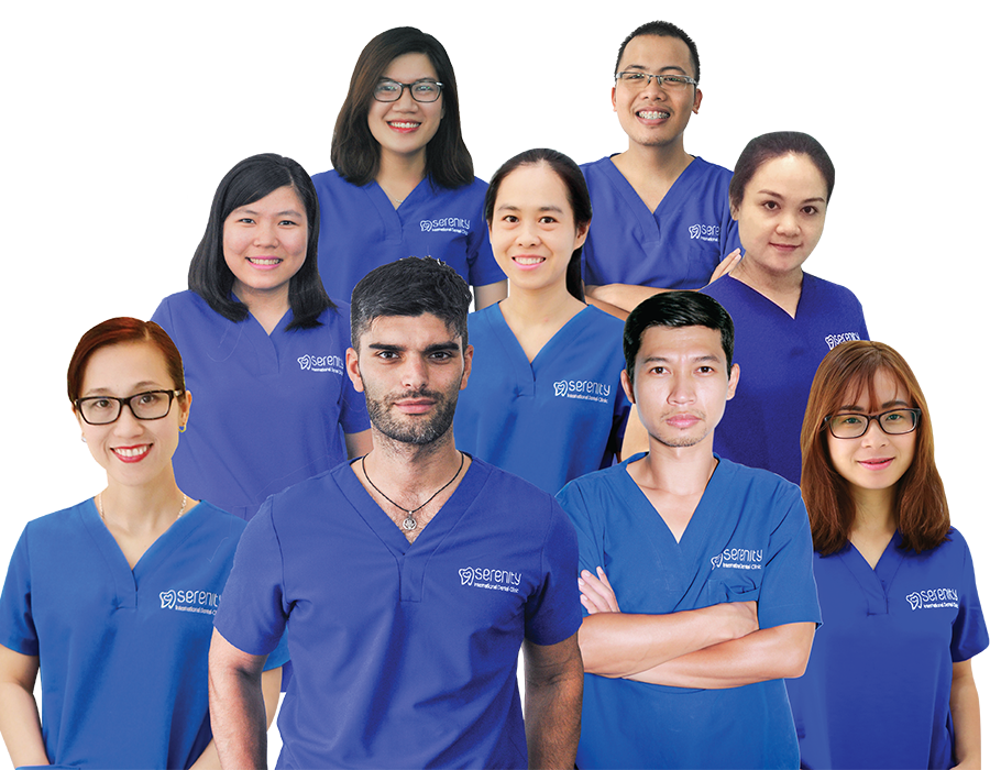 Serenity International Dental Clinic Ho Chi Minh City