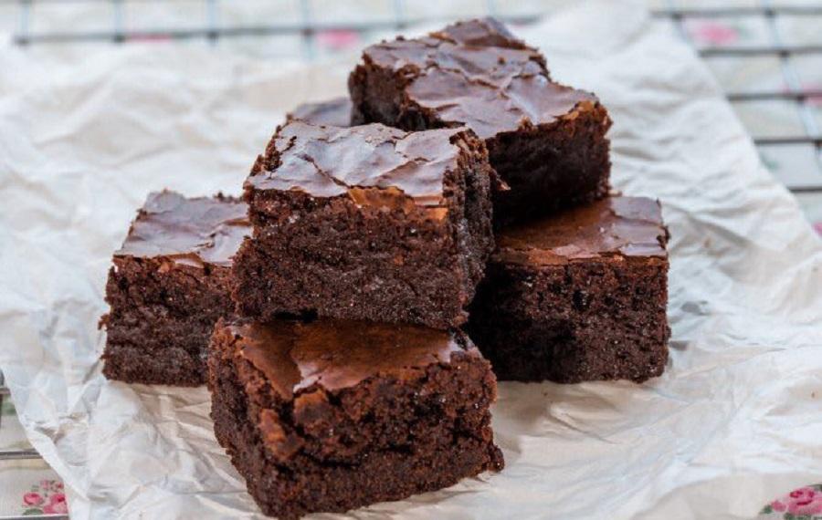 Resepi Brownies Kedut Comfirm Jadi