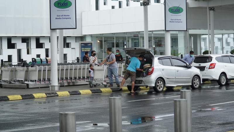 Selama PPKM Darurat, Bandara Ahmad Yani Masih Layani 6.437 Penumpang