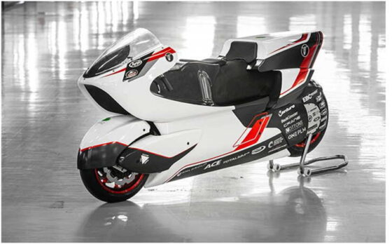 Sepeda motor listrik WMC250EV (designboom.com)