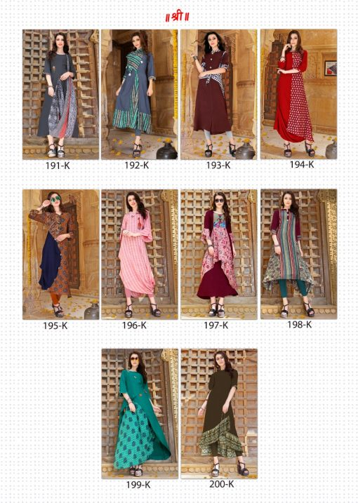 Aanya (10 Pcs Catalog)