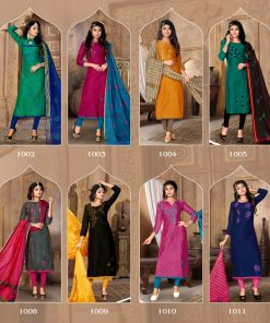 Vastra Vol - 2 ( 12 Pcs Catalog)