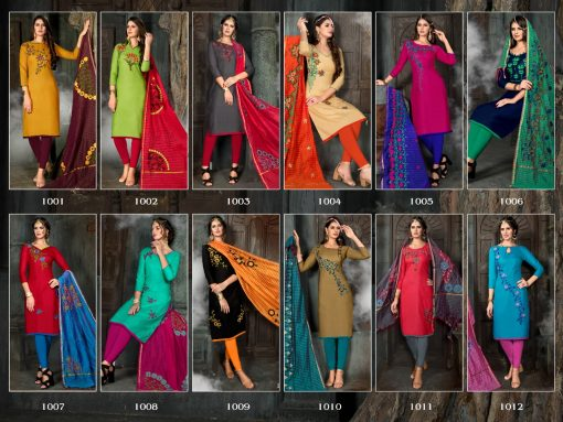 Kashish ( 12 Pcs Catalog)