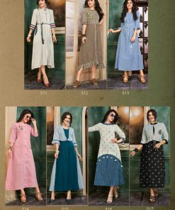 Cotton Candy ( 07 Pcs Catalog)