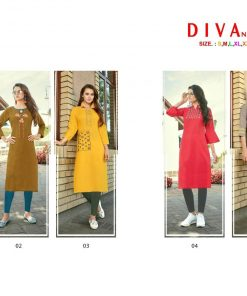 Diva NX Vol 2 (5 Pcs Catalog)