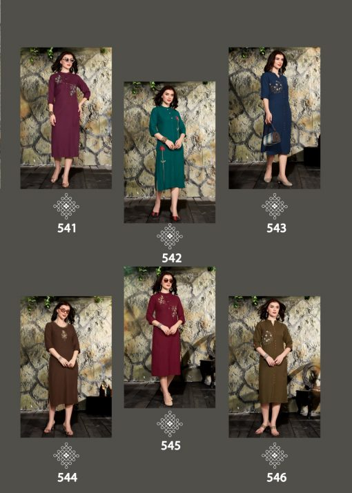 Rimjhim (06 Pcs Catalog)