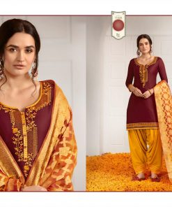 Sunheri by Patiala (8 Pcs Catalog)