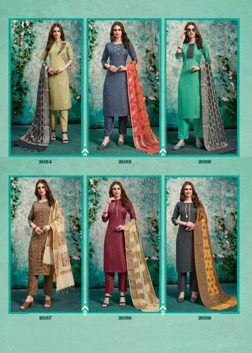 Paalav (6 Pcs Catalog)