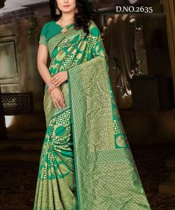 Kalindi Silk-01 (06 Pcs Catalog)