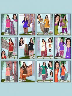 Saieesta Vol 1 (12 Pcs Catalog)